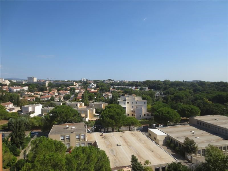 Sale apartment Montpellier 154 000€ - Picture 1
