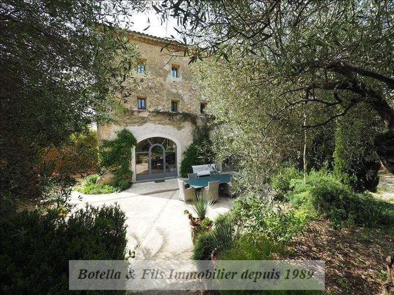 Deluxe sale house / villa Uzes 737000€ - Picture 15