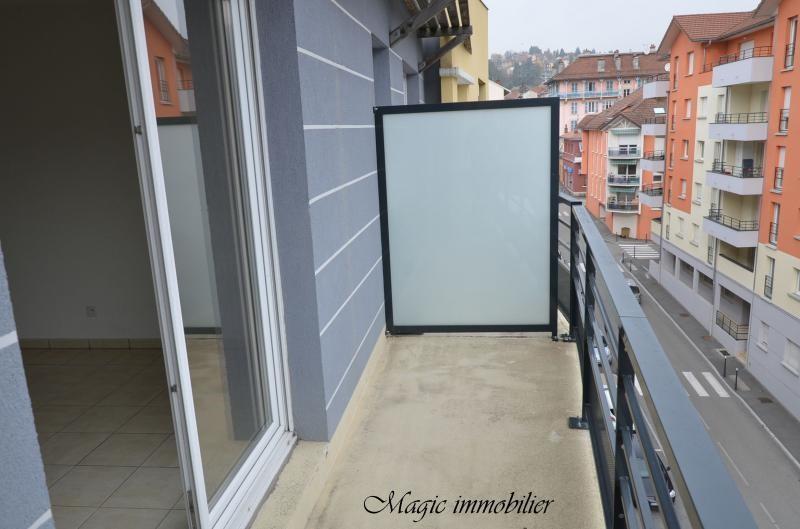 Rental apartment Bellegarde sur valserine 528€ CC - Picture 9