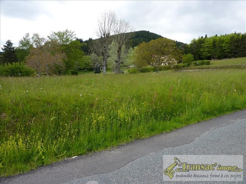 Vente terrain Arconsat 26000€ - Photo 3