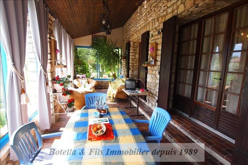 Sale house / villa Goudargues 422000€ - Picture 8