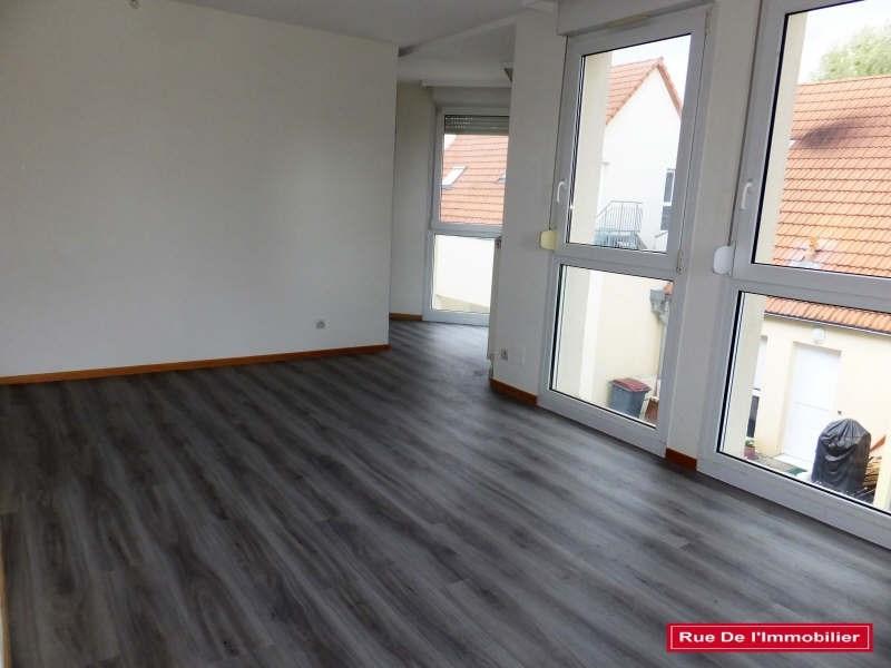 Vente appartement Niederbronn les bains 117000€ - Photo 3