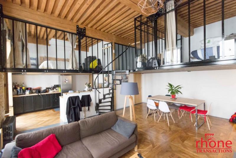 Sale apartment Lyon 1er 498000€ - Picture 1