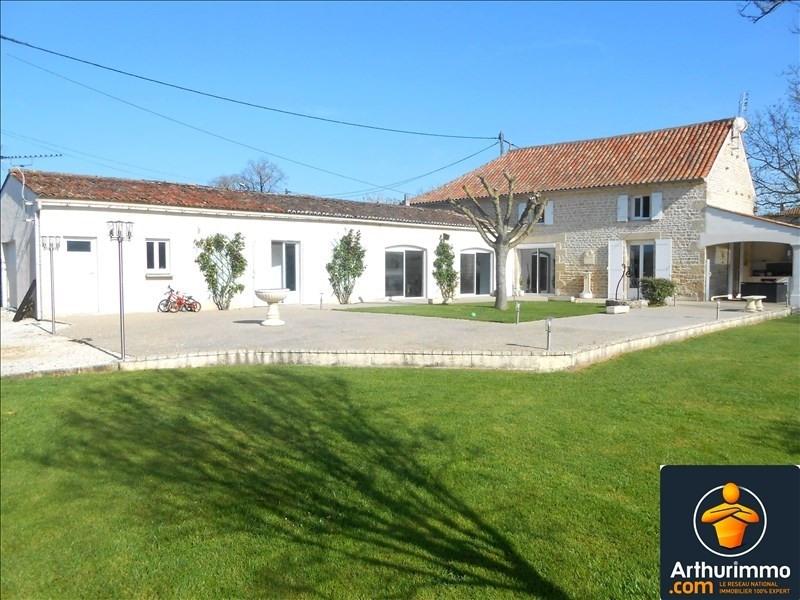 Sale house / villa Aulnay 242650€ - Picture 1