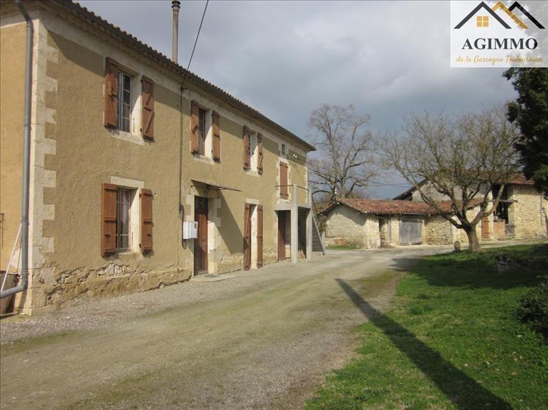 Sale house / villa Mauvezin 220500€ - Picture 1