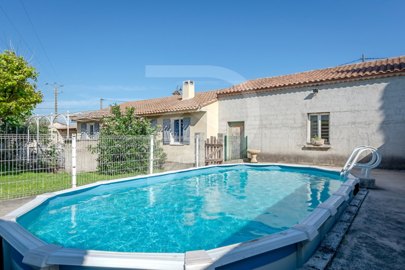 Vente maison / villa Althen des paluds 268 000€ - Photo 10