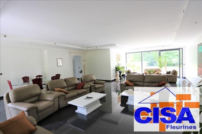 Vente de prestige maison / villa Lamorlaye 830000€ - Photo 3