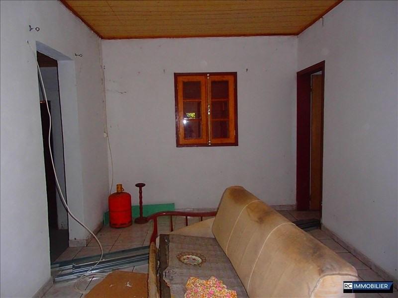 Sale house / villa St benoit 124000€ - Picture 2