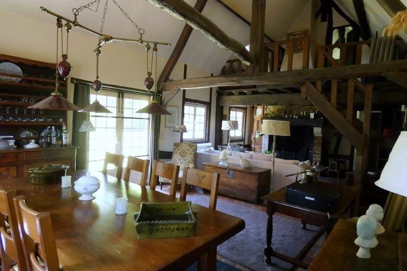 Vente maison / villa Conches en ouche 368000€ - Photo 7