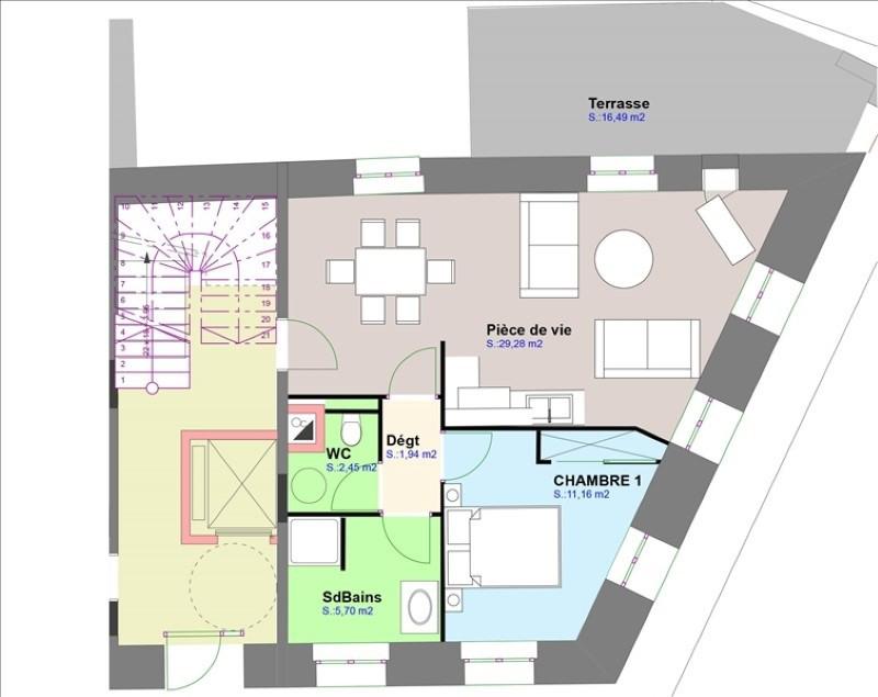 Revenda apartamento Albi 125000€ - Fotografia 3