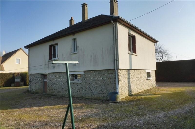 Vente maison / villa Tourouvre 80000€ - Photo 4