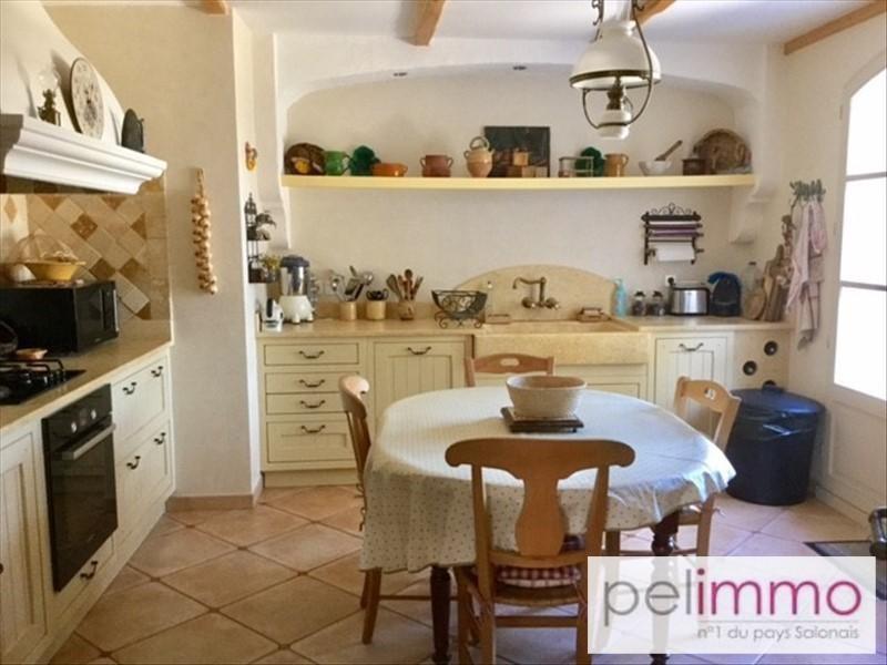 Vente maison / villa Cornillon confoux 495000€ - Photo 7