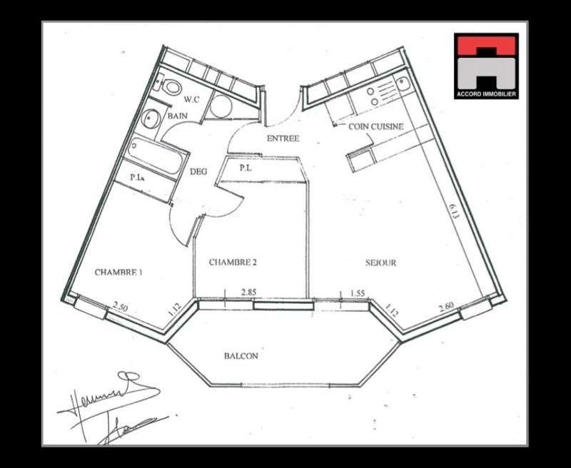 Vente appartement Toulouse 105000€ - Photo 15