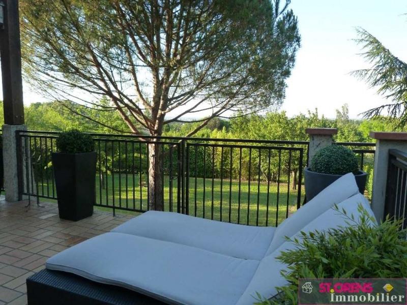 Vente de prestige maison / villa Auzeville tolosane 650000€ - Photo 1