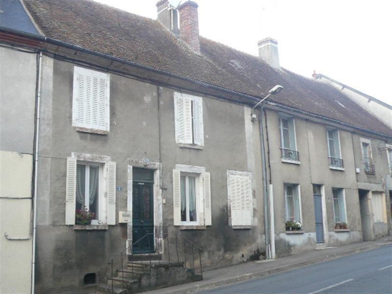 Vente maison / villa Vailly sur sauldre 65000€ - Photo 1