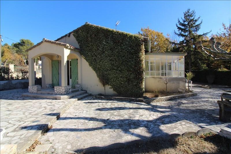 Locação casa Simiane collongue 1200€ CC - Fotografia 1