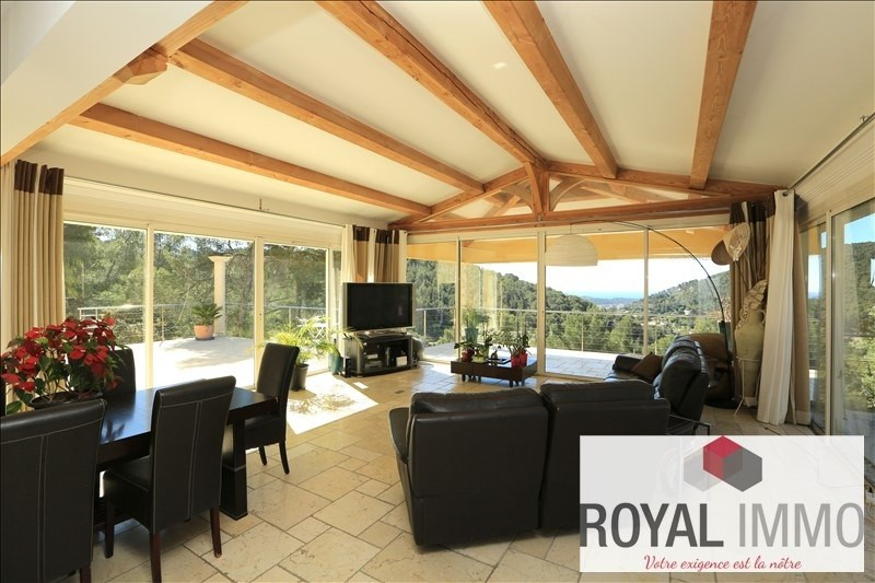 Vente de prestige maison / villa La valette du var 1019000€ - Photo 9