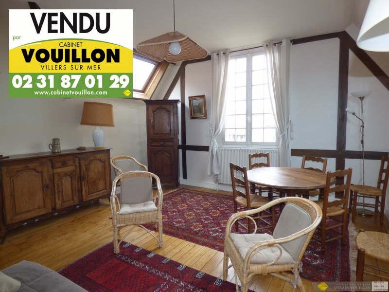 Vente appartement Villers sur mer 228000€ - Photo 1