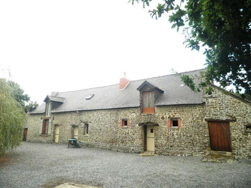 Maison en pierre Eancé