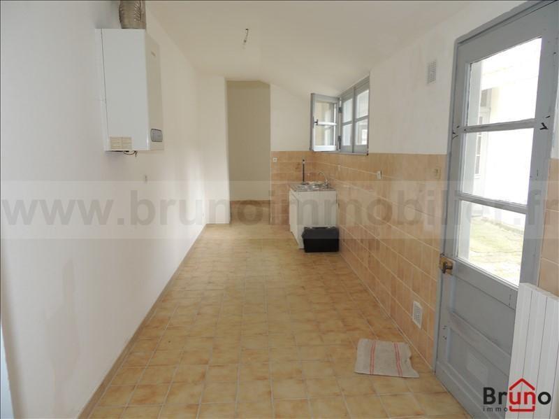 Verkoop  appartement Le crotoy 115500€ - Foto 5