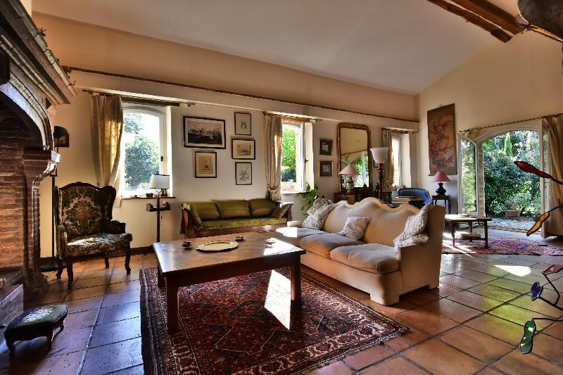 Verkauf von luxusobjekt haus Montastruc 650000€ - Fotografie 1