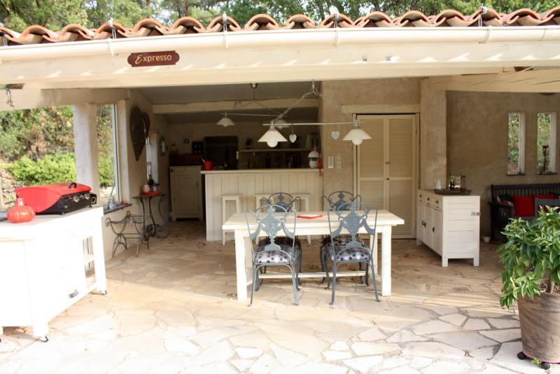Verkoop van prestige  huis Callian 730000€ - Foto 4