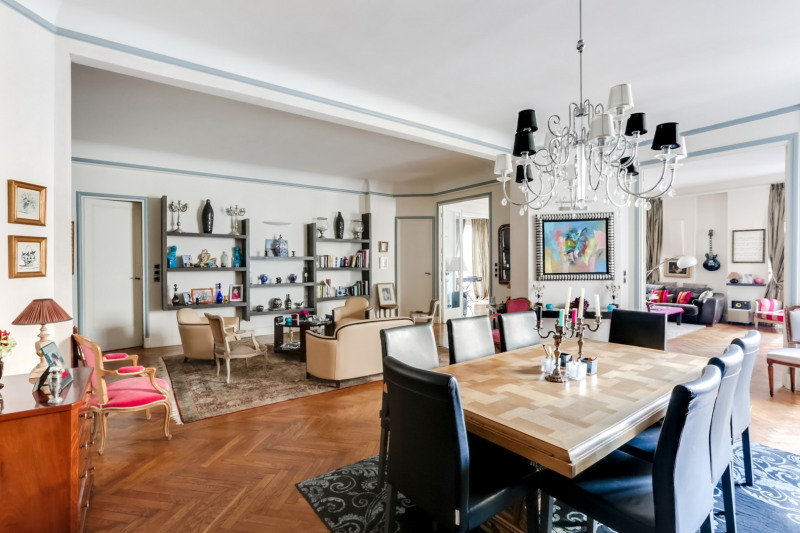 Vente de prestige appartement Paris 16ème 3 300 000€ - Photo 2