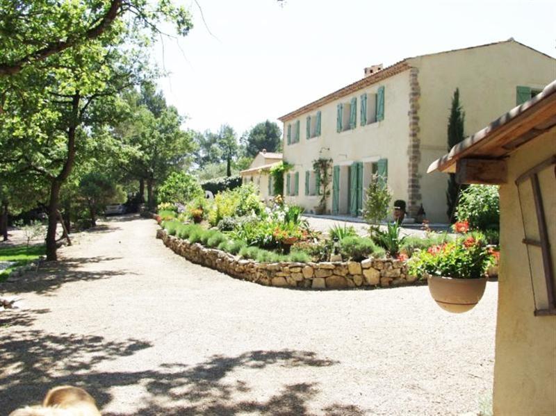 Vente de prestige maison / villa Seillans 869000€ - Photo 1