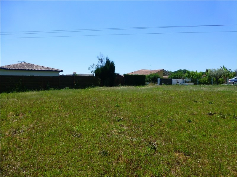 Vente terrain Mimbaste 59 000€ - Photo 2