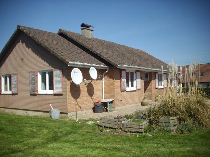 Sale house / villa Prox fauquembergues 131250€ - Picture 5