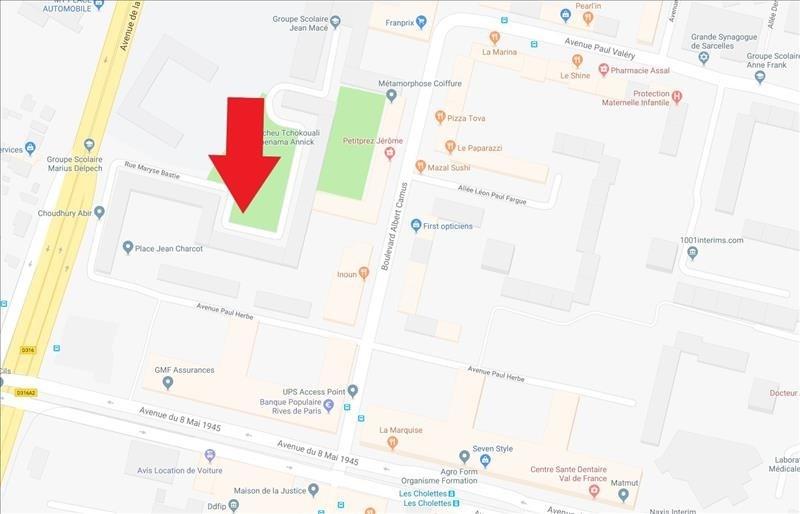 Location parking Sarcelles 55€ CC - Photo 1