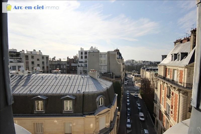 Rental apartment Paris 16ème 1495€ CC - Picture 2