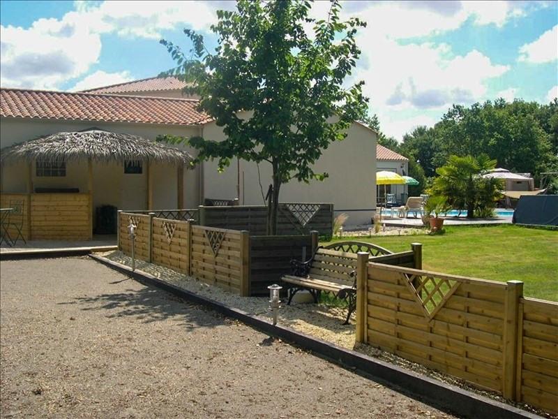 Revenda residencial de prestígio casa Talmont st hilaire 665600€ - Fotografia 3