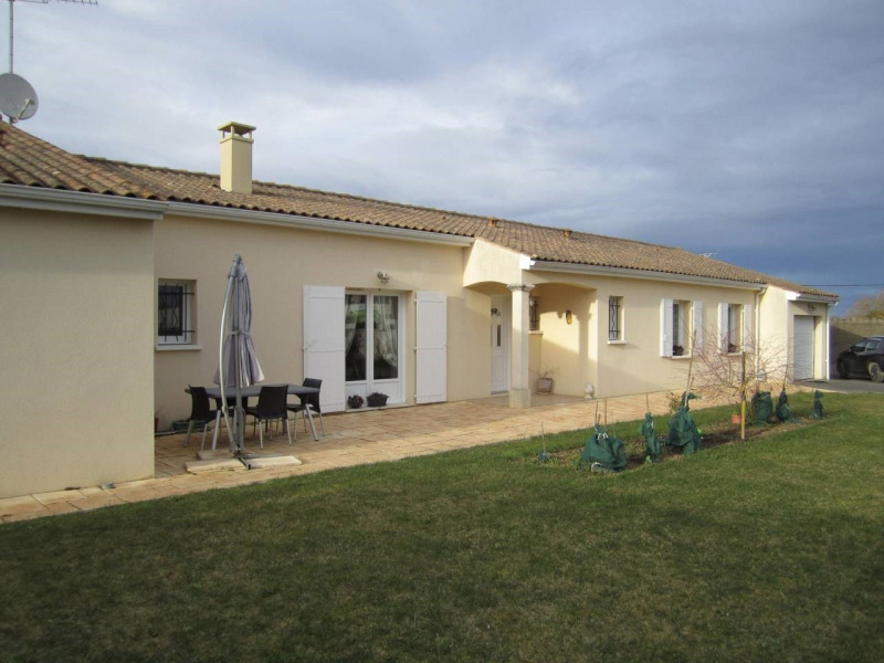Sale house / villa Châteauneuf-sur-charente 295000€ - Picture 1