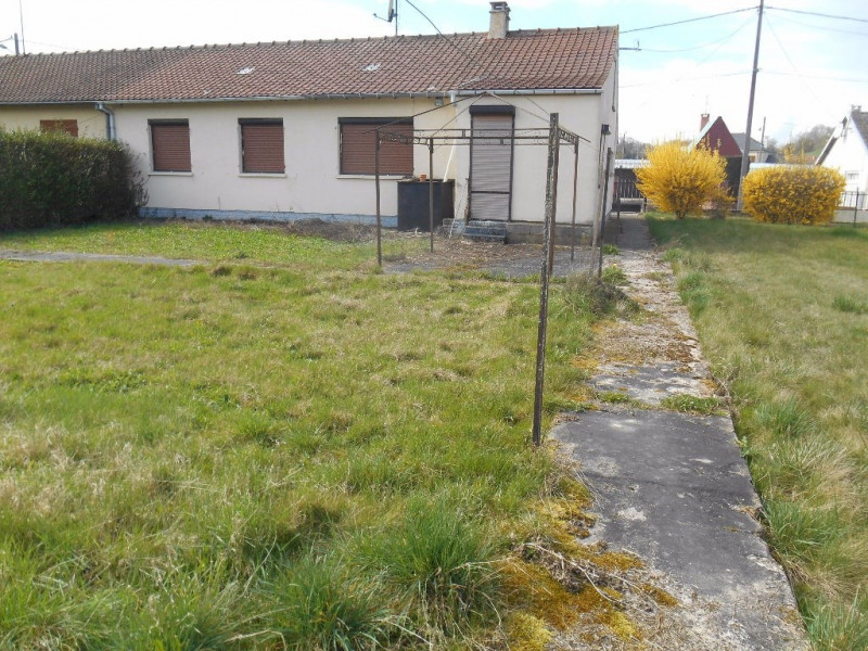 Vente maison / villa Fontaine bonneleau 107 000€ - Photo 1