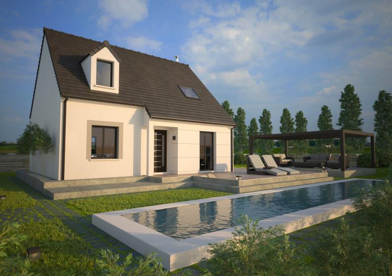 Maison  5 pièces + Terrain 384 m² Châteauneuf-en-Thymerais par MAISONS D'EN FRANCE DREUX