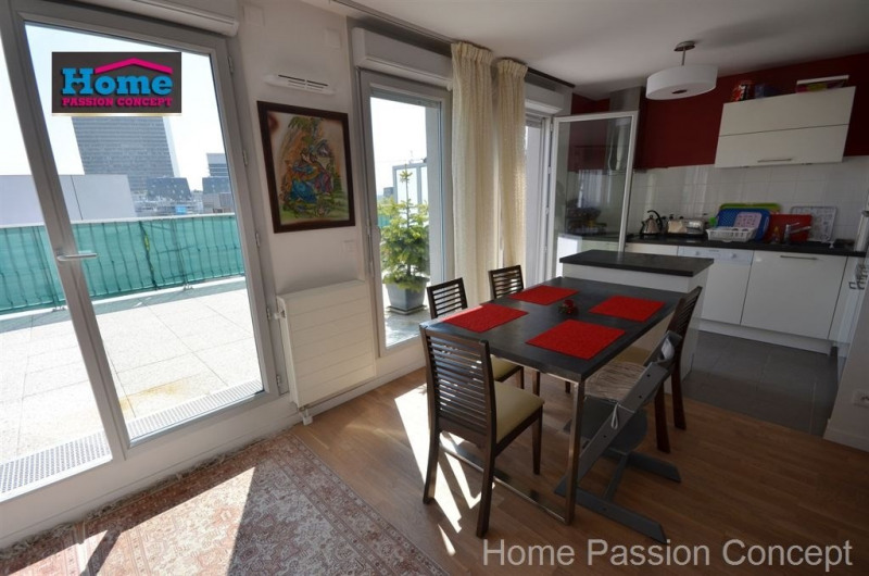 Sale apartment Nanterre 535 000€ - Picture 3