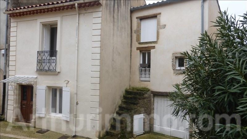 Vente maison / villa Pegairolles de l escalette 162000€ - Photo 1