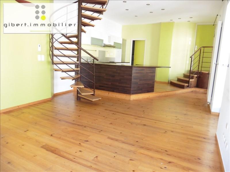 Sale apartment Le puy en velay 159500€ - Picture 1