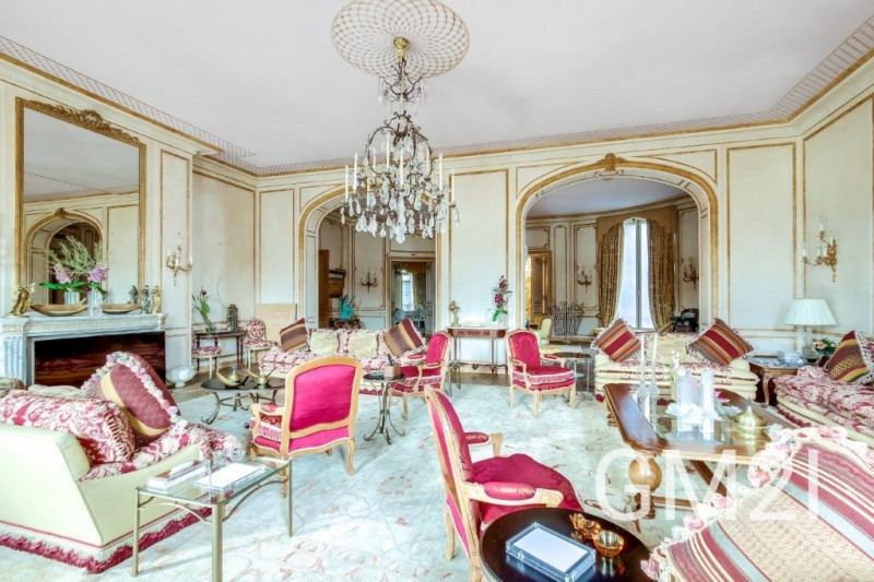 Vente de prestige appartement Paris 16ème 15 750 000€ - Photo 3