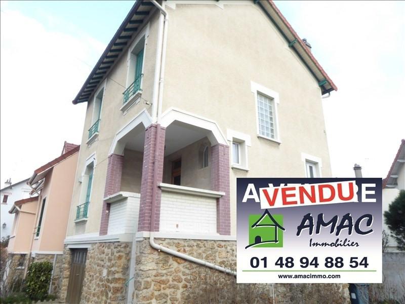 Vente maison / villa Villemomble 375000€ - Photo 1
