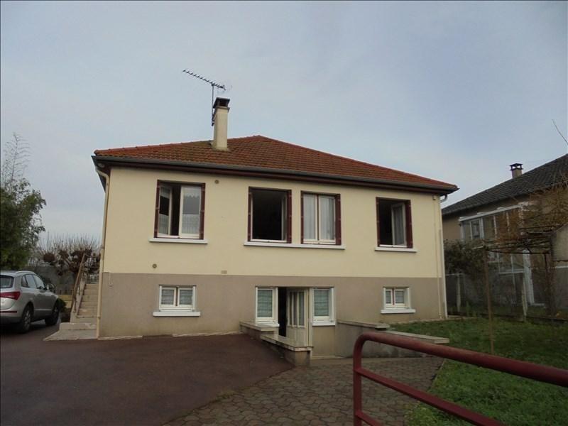 Sale house / villa Bonny sur loire 109000€ - Picture 1