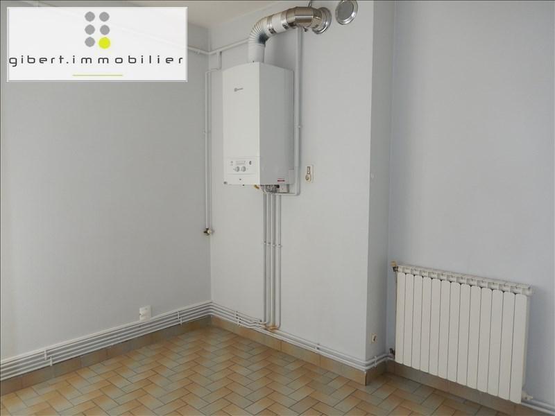 Location appartement Le puy en velay 267,75€ CC - Photo 5