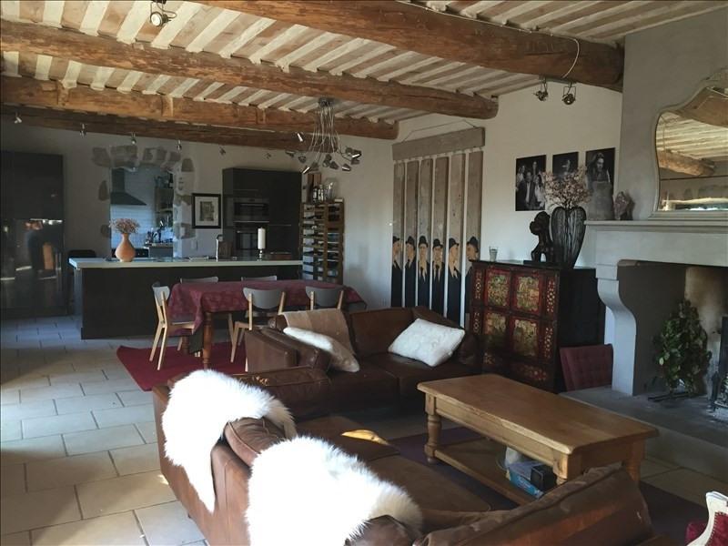 Vente de prestige maison / villa Le thor 585000€ - Photo 2