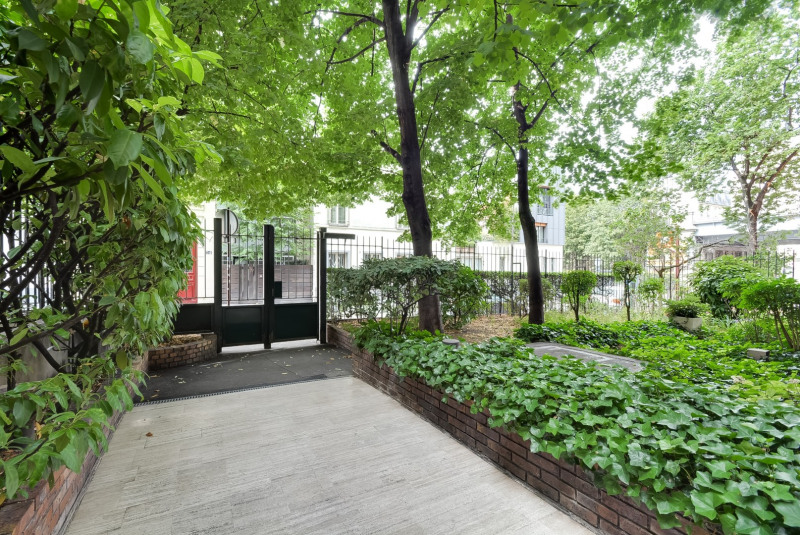 Vente de prestige appartement Paris 14ème 880000€ - Photo 10