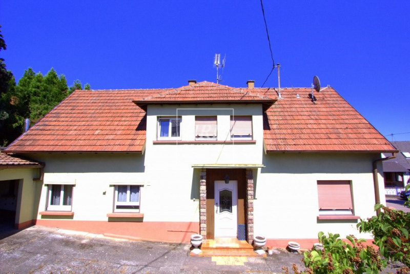 Sale house / villa Haguenau 208 500€ - Picture 1