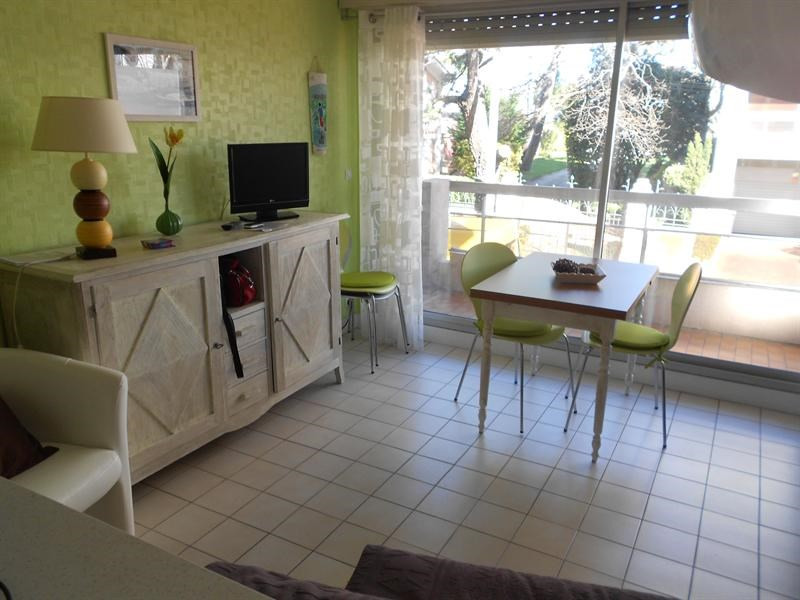 Vacation rental apartment Arcachon 400€ - Picture 1
