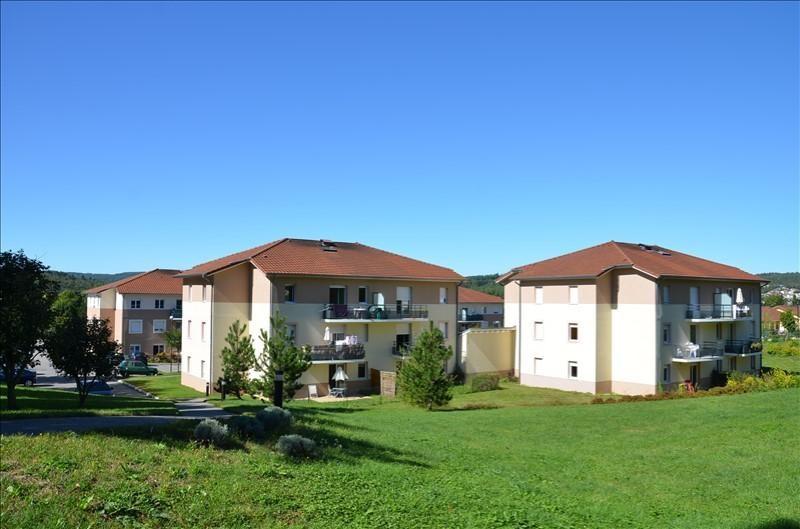 Location appartement Arbent 455€ CC - Photo 1