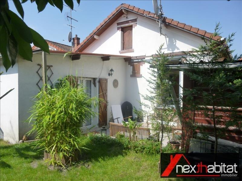 Vente maison / villa Les pavillons sous bois 269000€ - Photo 1