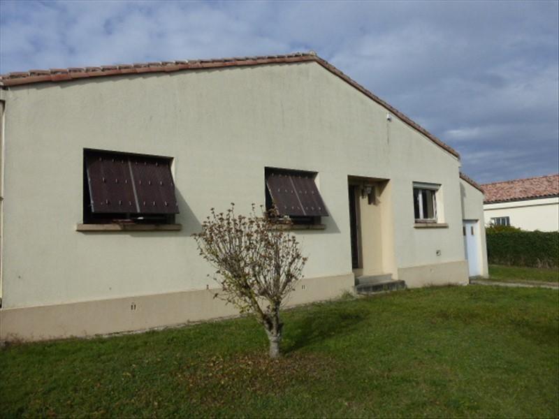 Vente maison / villa St porchaire 104500€ - Photo 1